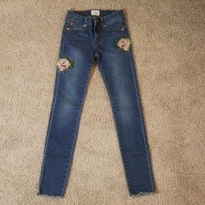 Hudson Jeans Bottoms - ⭐ Kids Hudson Jeans with Flowers